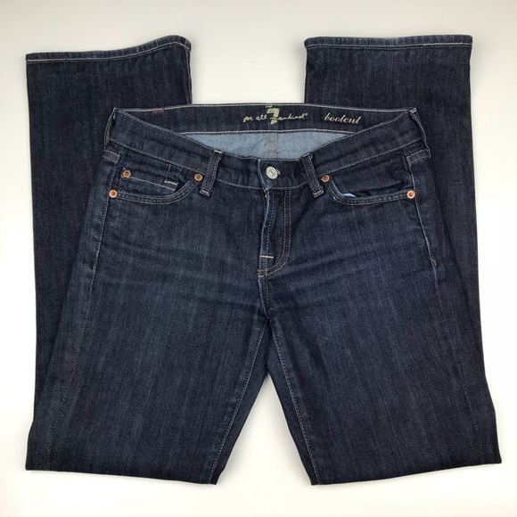 7 For All Mankind Denim - 74AMK | Bootcut Denim Jeans sz 26- Alterations